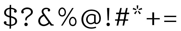 Ernestine Pro Light Italic Font OTHER CHARS