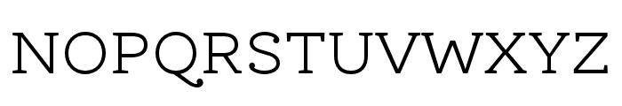 Ernestine Pro Light Italic Font UPPERCASE
