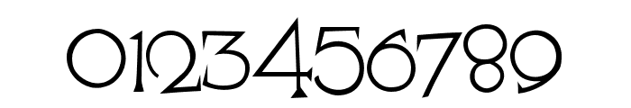 Escoffier Capitaux Regular Font OTHER CHARS