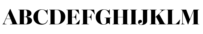 Escrow Banner Compressed Black Font UPPERCASE