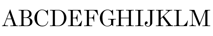 Escrow Condensed Light Font UPPERCASE