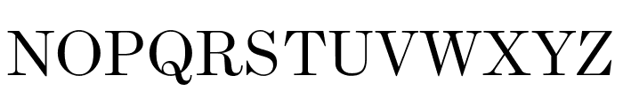 Escrow Light Font UPPERCASE