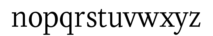 Eskapade Fraktur Regular Font LOWERCASE