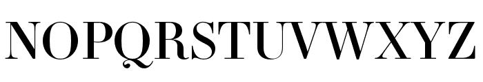 Essonnes Headline Regular Font UPPERCASE