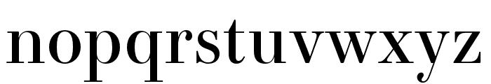 Essonnes Headline Regular Font LOWERCASE