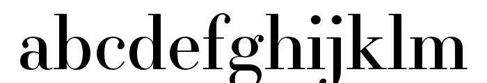 Essonnes Text Regular Font LOWERCASE