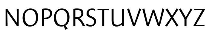 Expo Sans Pro Light Font UPPERCASE