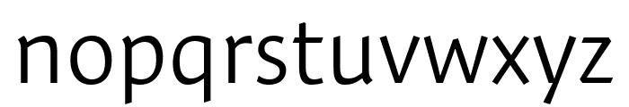 Expo Sans Pro Light Font LOWERCASE