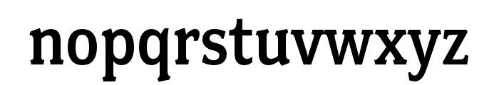 Fairplex Narrow OT Med Font LOWERCASE