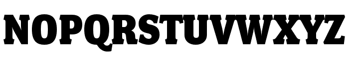 Fairplex Wide OT Black Font UPPERCASE
