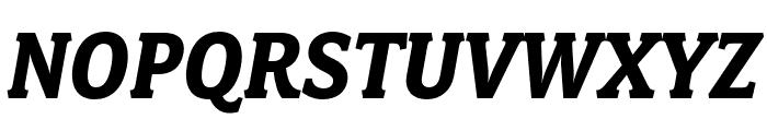 Fairplex Wide OT Bold Italic Font UPPERCASE