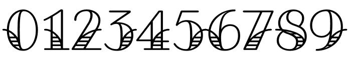 Fairwater Solid Serif Regular Font OTHER CHARS