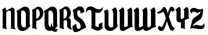 FairyTaleJF Regular Font UPPERCASE