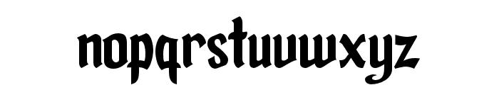 FairyTaleJF Regular Font LOWERCASE