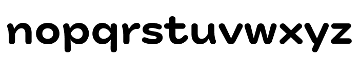 Farm New Bold Font LOWERCASE