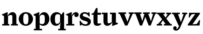 Farnham Display Bold Font LOWERCASE