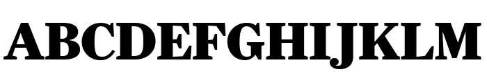 Farnham Headline Black Font UPPERCASE