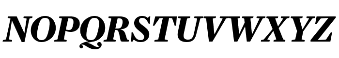 Farnham Headline Bold Italic Font UPPERCASE