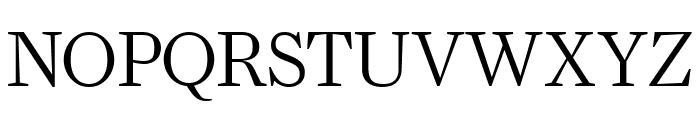 Farnham Headline Light Font UPPERCASE