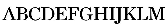 Farnham Headline Regular Font UPPERCASE