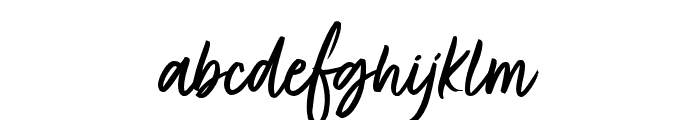 Fave Condensed One Pro Font LOWERCASE