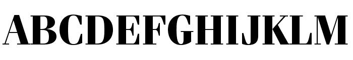 Fenice Pro ITC Bold Font UPPERCASE