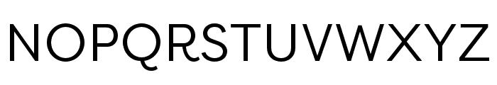 Filson Soft Book Font UPPERCASE