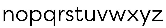 Filson Soft Book Font LOWERCASE