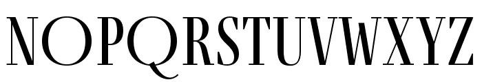 Fino Italic Font UPPERCASE