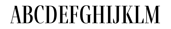Fino Italic Font LOWERCASE