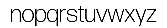 Forma DJR Display Light Font LOWERCASE