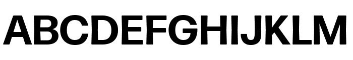 Forma DJR Micro Bold Font UPPERCASE
