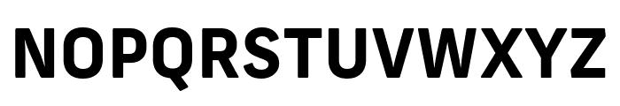 Frank New Bold Font UPPERCASE