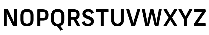 Frank New Medium Font UPPERCASE