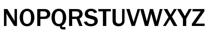 FranklinGothic URW Cond Medium Font UPPERCASE