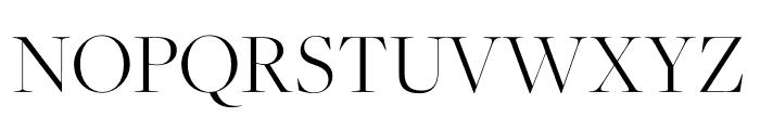 FreightDisp Pro Bold Italic Font UPPERCASE