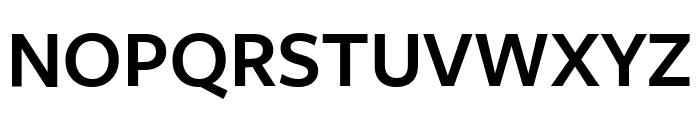 FreightSansCndPro Semi Font UPPERCASE