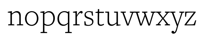FreightText Pro Bold Italic Font LOWERCASE