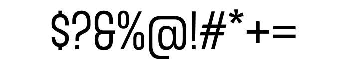 Gala Biline Font OTHER CHARS