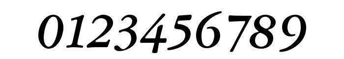 Garamond ATF Subhead Bold Italic Font OTHER CHARS