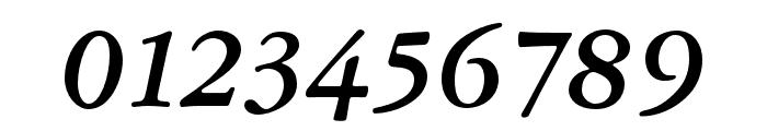 Garamond ATF Text Bold Italic Font OTHER CHARS