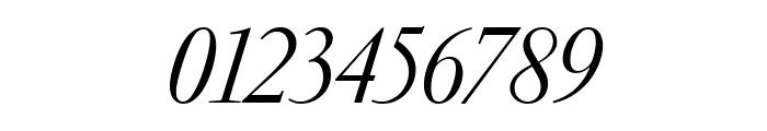 GaramondFBDisplay RegularItal Font OTHER CHARS