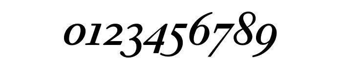GaramondFBText BoldItal Font OTHER CHARS