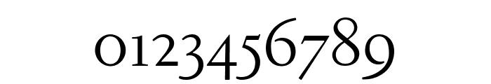 GaramondFBText Light Font OTHER CHARS