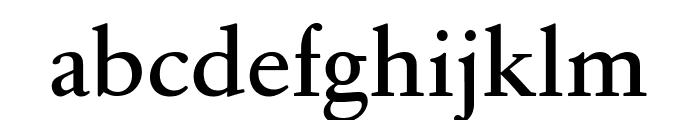 GaramondFBText Semibold Font LOWERCASE