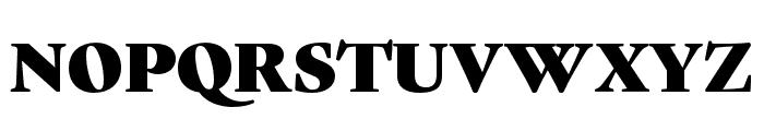 Gastromond Regular Font UPPERCASE