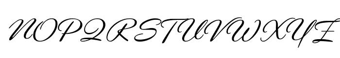 Gautreaux Bold Font UPPERCASE