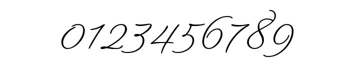 Gautreaux Light Font OTHER CHARS