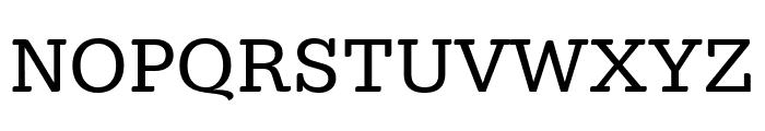 Gelo Regular Font UPPERCASE