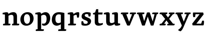 Geneo Std Bold Font LOWERCASE